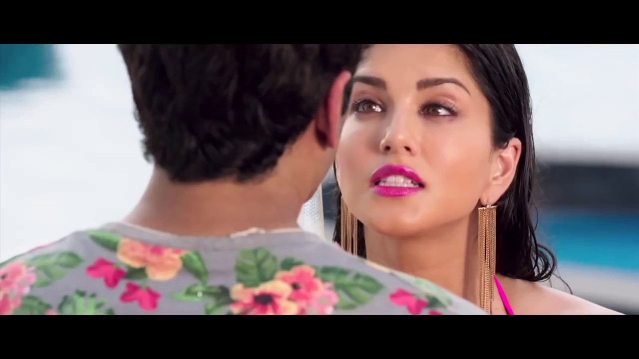 Sunny Leone Hot  Sex Scenes In Bollywood Movie Mastizaade -7183