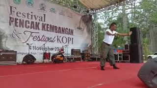 festival pencak silat kembangan #Pendekar #Lereng_GUNUNG_ARJUNO Jatiarjo Prigen. ( KANG SABAR )