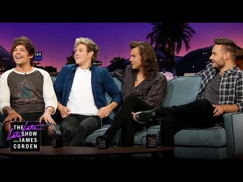 One direction james corden poker chip caddy