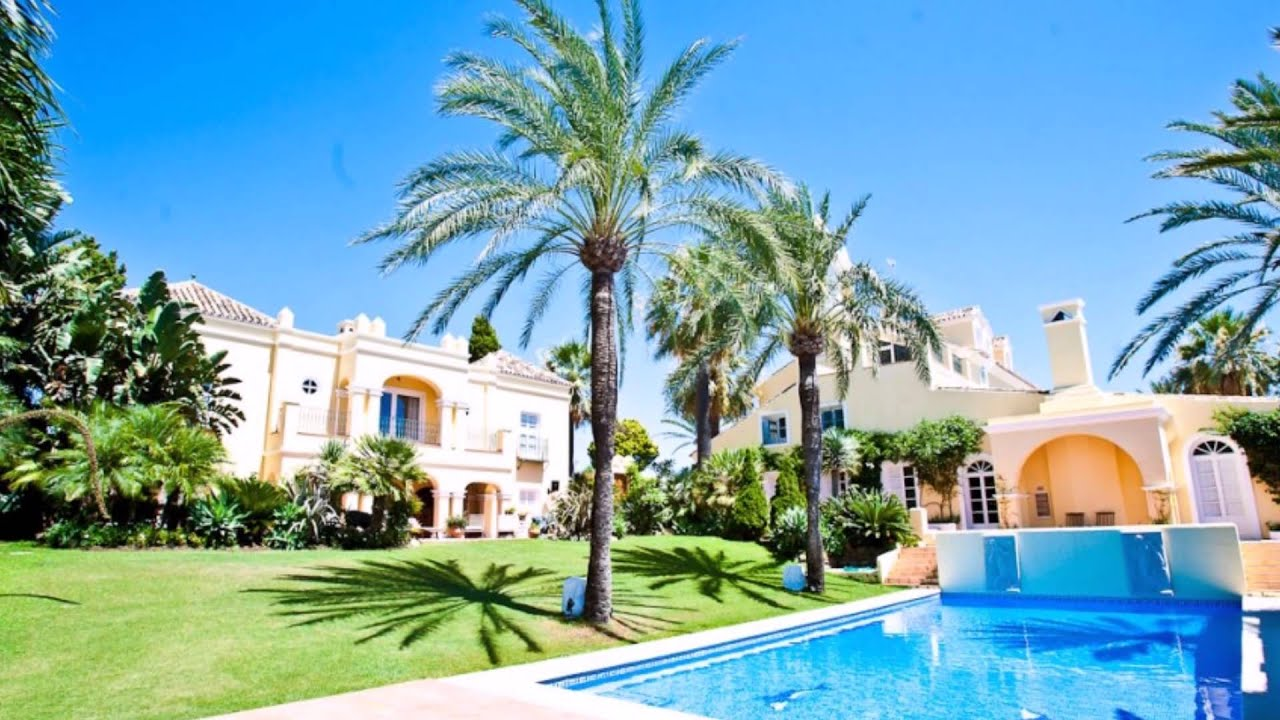 Location Villa Marbella Pas Cher