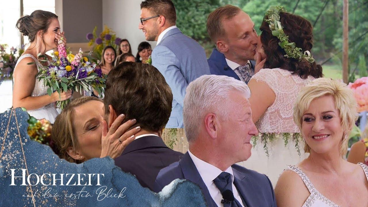 Trau dich & finde mit der 8. Staffel die Liebe für's Leben!   Hochzeit auf den ersten Blick   SAT.1