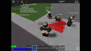 ROBLOX: Life of a Brazilian Army (Preza gamesBR)
