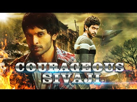 Courageous Sivaji Hindi Dubbed Action Movie 2017 | Latest Hindi Action Movies by  CinekornMovies