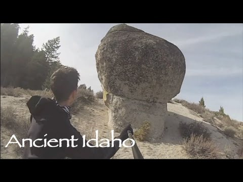 Ancient Civilization Idaho Ancient Megalith Site? Mud Fossils? Weird Rocks!
