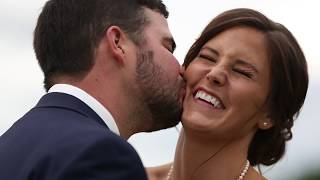 August Wedding - highlight film - Tom & Maureen, Wellsville, New York