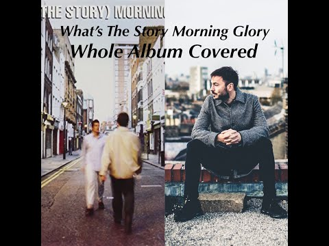 Morning Glory Full Album on Piano by MGM
