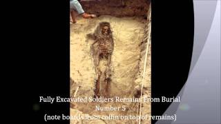 Civil War Burials of the 55th Massachusetts African American Soldiers Found Metal Detecting.wmv