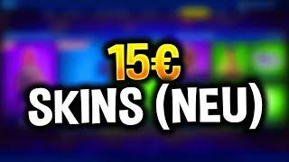 KRASSE NEW SKINS 😱 Today at Fortnite Shop 19.5 🛒 DAILY SHOP | Fortnite Shop Snoxh