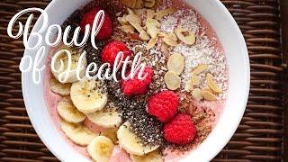 Healthy Smothie Bowl