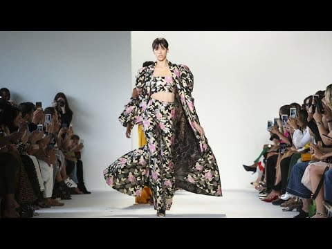 Christian Siriano   Spring Summer 2018 Full Fashion Show   Exclusive