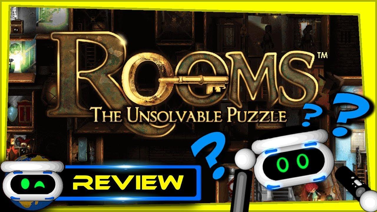 Rooms The Unsolvable Puzzle PSVR Review