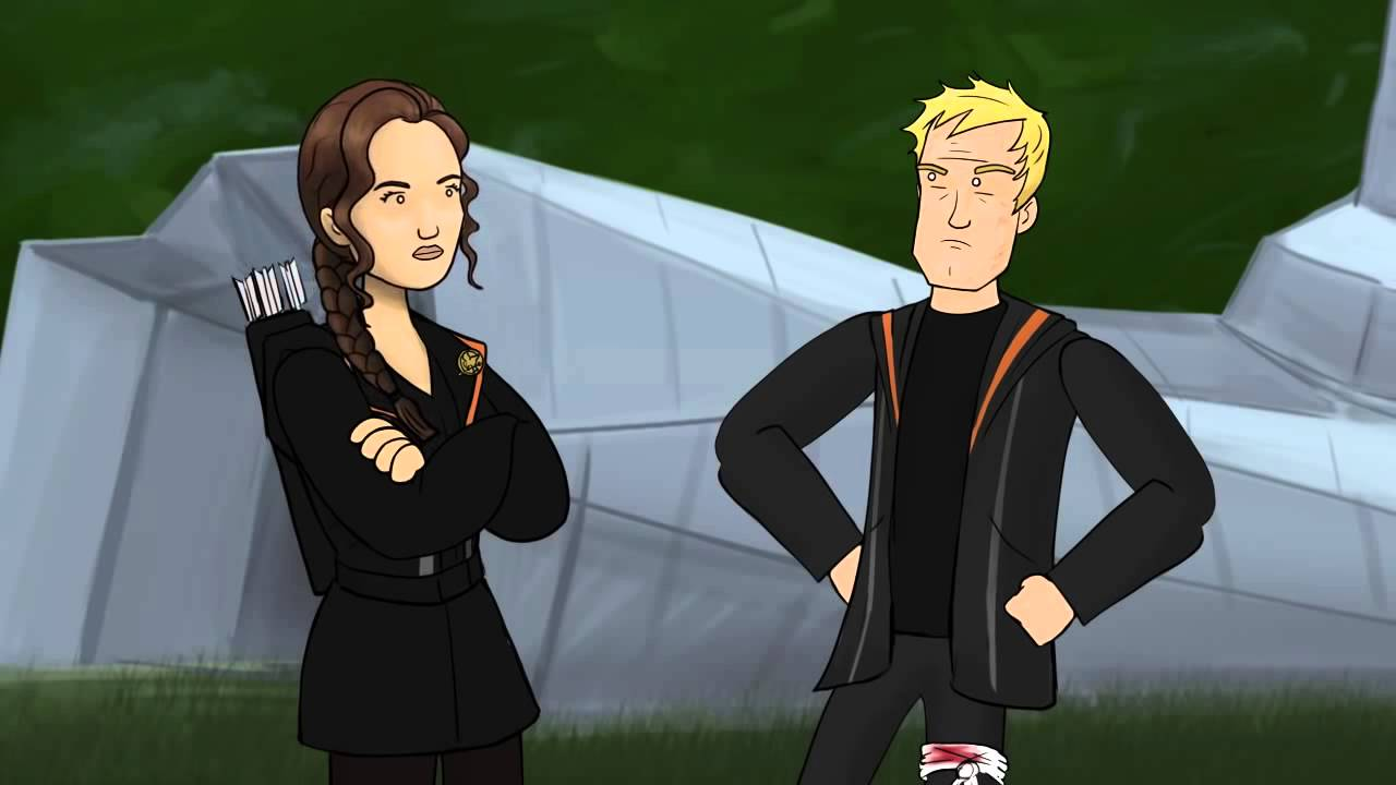 How The Hunger Games Should Have Ended - YouTube