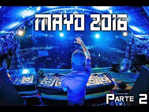 Musica Electronica - MAYO 2016 - con nombres - #2