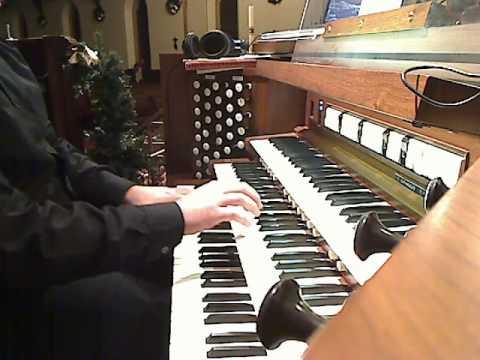 Chitty Chitty Bang Bang Theme on Theatre Organ