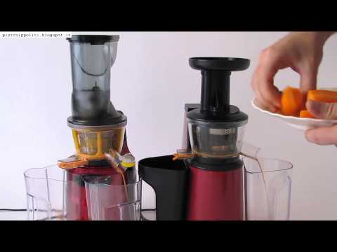 Andrew James Slow Juicer Review : Klarstein Fruitpresso 2G SlowJuicer vS OneConcept Jimmie Andrews #1573 on Go Drama