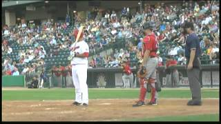 Winnipeg Goldeyes vs. Sioux City Explorers - June 26, 2012
