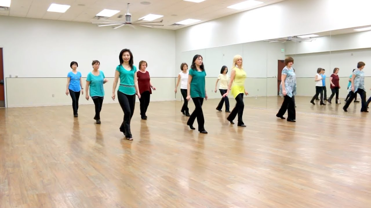 Barn Dance Line Dance Dance Amp Teach In English Amp 中文