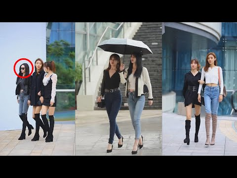 Tik Tok/douyin/抖音  亞洲最時尚的大長腿女孩精選 EP.1