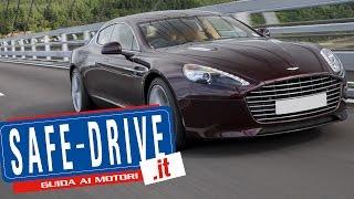 Recensione Aston Martin Vanquish GT e Rapide S! Lusso e potenza!