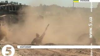 Що робили військові психологи на Житомирському полігоні?