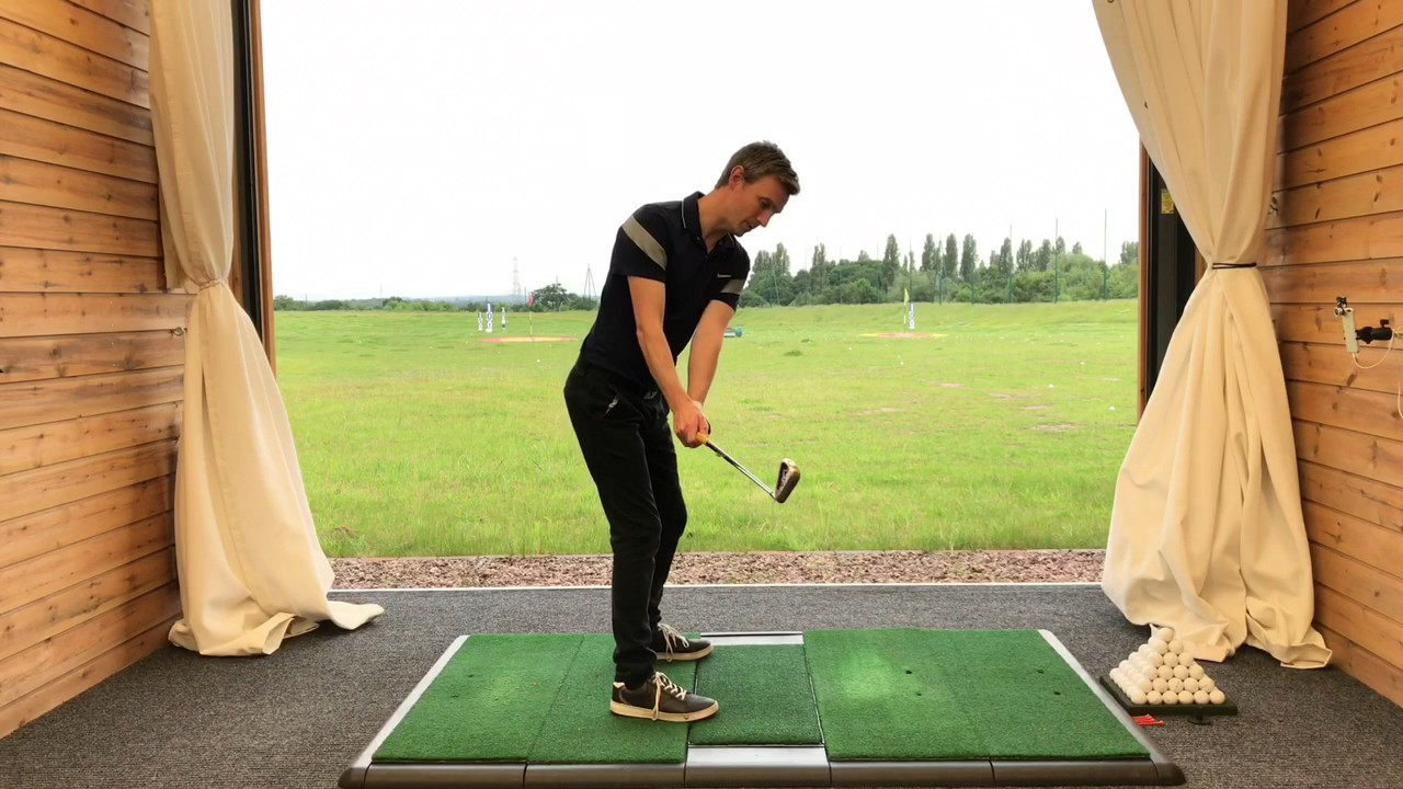 How to achieve the perfect top of the golf backswing position