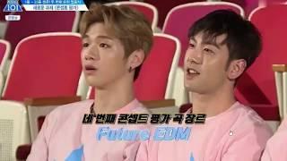 "PRODUCE 101 Season 2 Episode 8 ""열어줘"" cut"