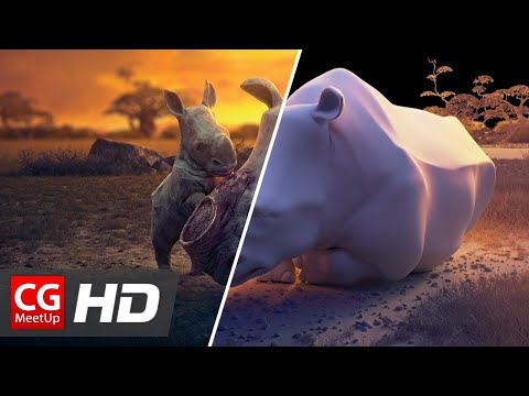 "CGI VFX Breakdown HD ""Making of Dream Short Film"" by Zombie Studio 