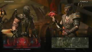 Mortal Kombat X - Online Matches