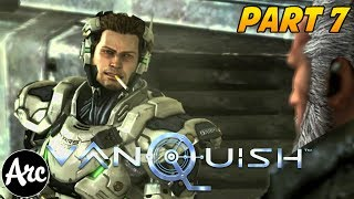 Vanquish - Gameplay HD | Part 7 - Smoking In Space!