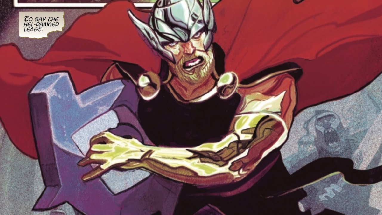 THOR, VENOM, DOMINO and more!   Marvel's The Pull List