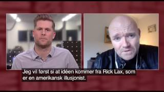 Norwegian TV about my viral videohit worldwide