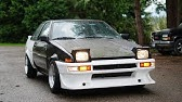 AE86 COMES BACK TO LIFE
