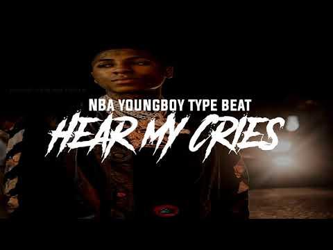 "[FREE] NBA YoungBoy x Quando Rondo ''Hear My Cries"" Type Beat 2019|@Kidd_Freddo"
