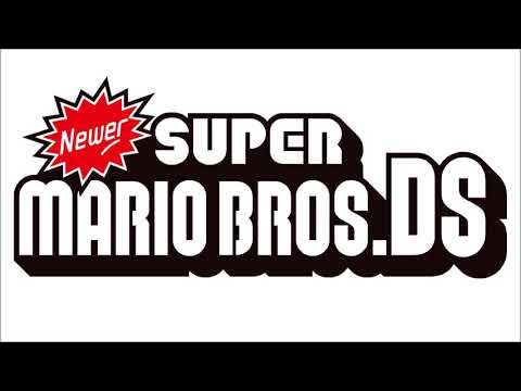Newer Super Mario Bros. DS Music