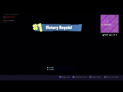 Fortnite Duo Win Ft. Zachary-Lets Go!
