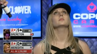 2016 WSOP Millionaire Maker - Kindergarden teacher schools poker players.