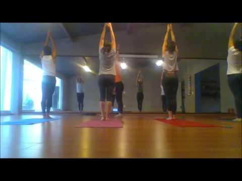 Clase de Yoga Uli