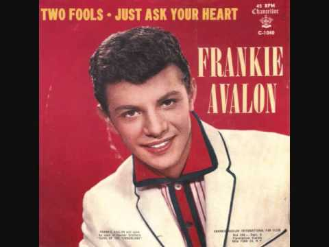 Frankie Avalon - Just Ask Your Heart (1959)