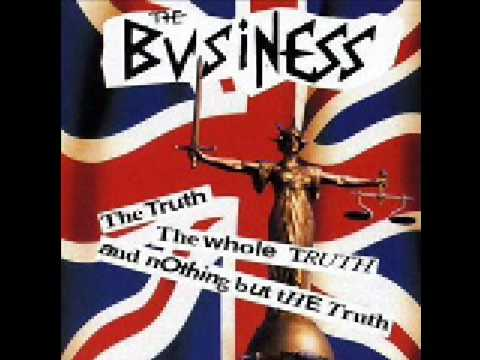 the business - The Truth, The Whole Truth & Nothing But The Truth