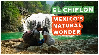 Exploring El Chiflon Waterfall, Chiapas | Living in Mexico | Indian Travel Vloggers