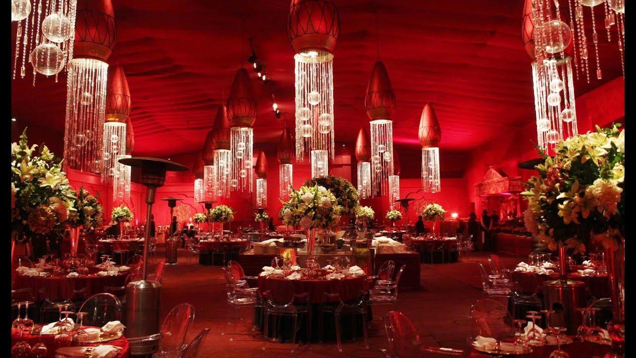 Wedding Decor Design Spotlight Youtube