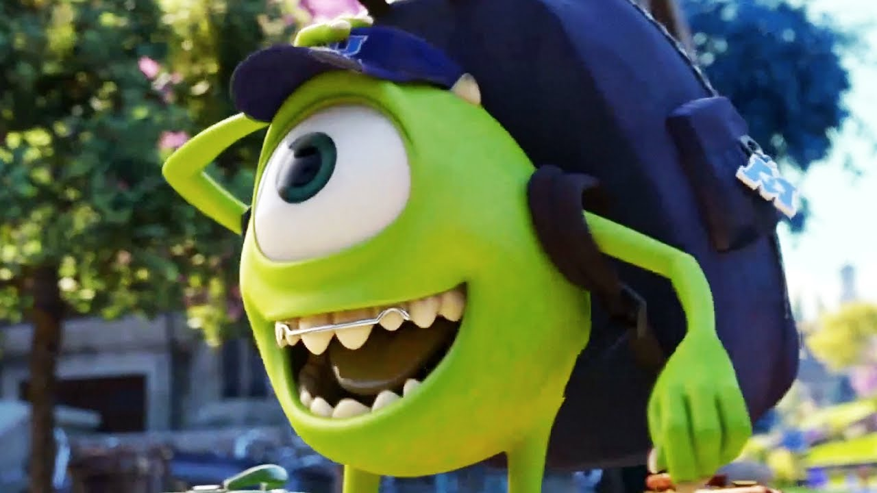 Monsters University Trailer 2 2013 Disney Pixar Movie Official Hd Youtube
