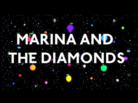Marina And The Diamonds - Gold Lyrics