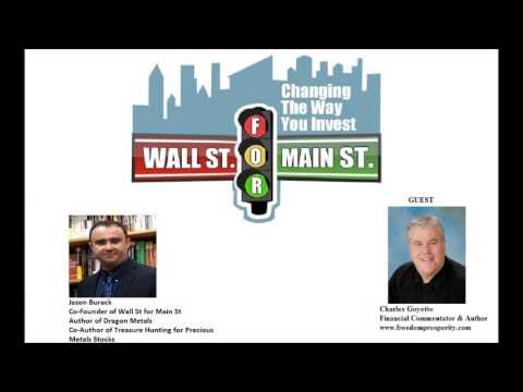 Charles Goyette- All Currencies Are In Meltdown