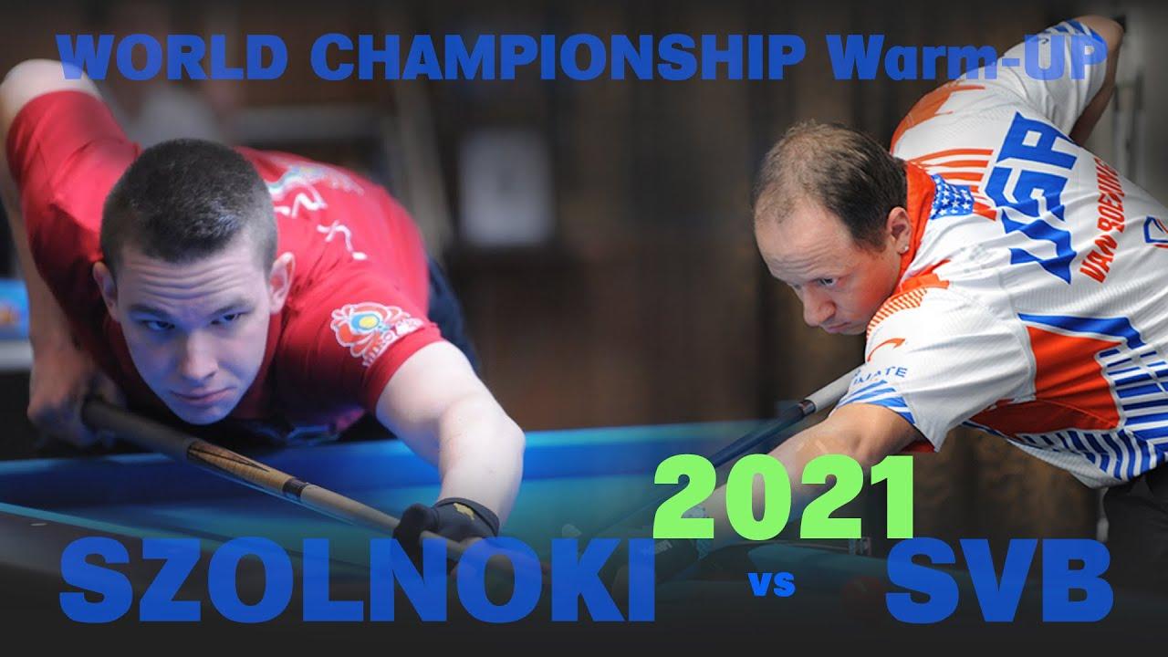 Shane Van Boening vs Oliver Szolnoki   9 Ball - Race to 9   2021