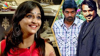 Only his physique has changed from Pizza : Remya Nambeesan Interview | Vijay Sethupathi, Sathya