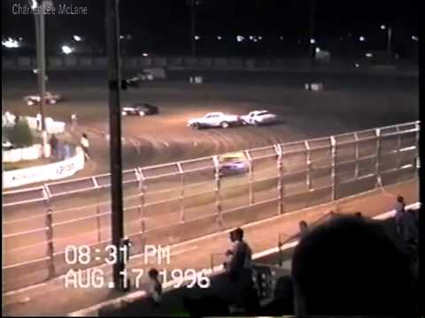 August 17 1996 Charles McLane semi main event ward gray manorial Manzanita Speedway