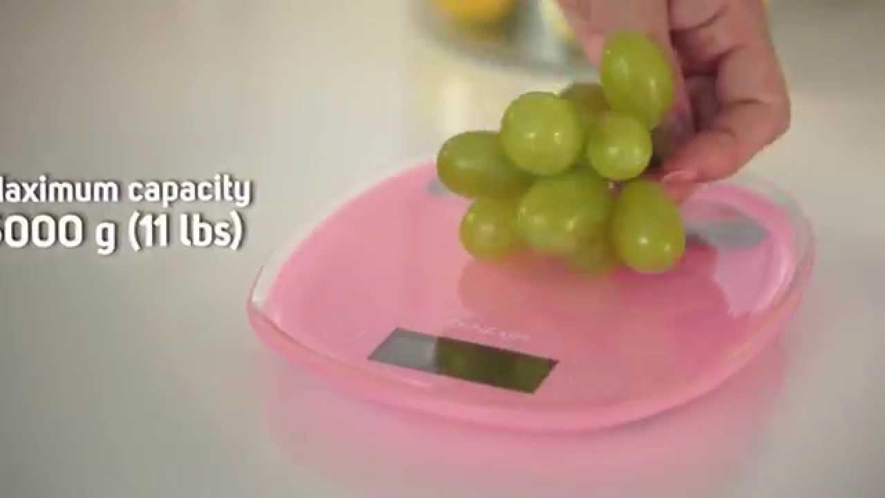 Kitchen Scale Sencor SKS 34RD