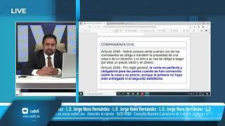 Cadefi  Efectos de los contratos civiles y mercantiles