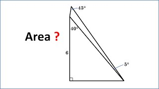 Can You Solve A 5th Grade Problem From China? Find The Area Of ABCD